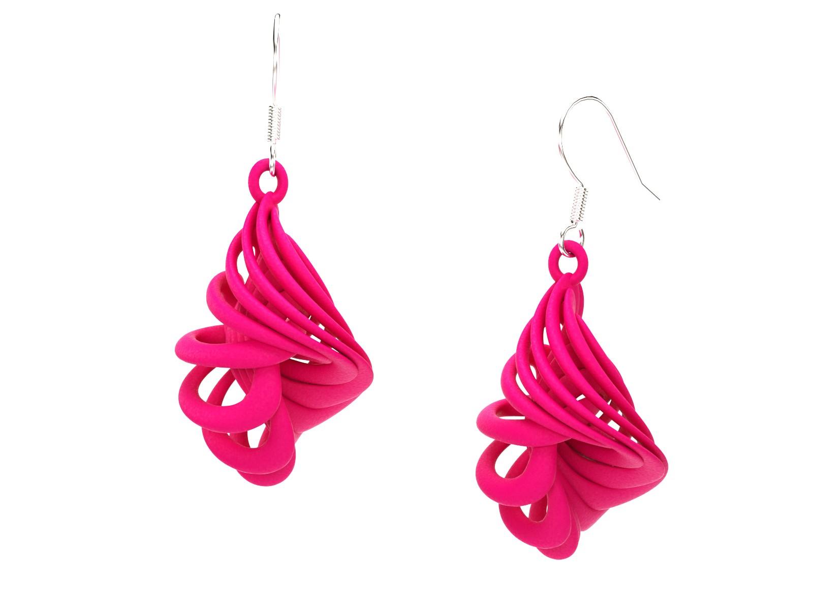 Caracola Earrings Colors