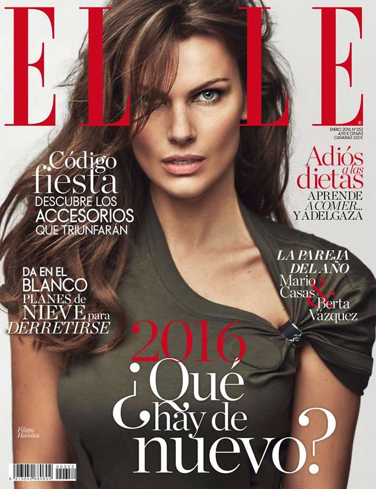 Elle January 2016