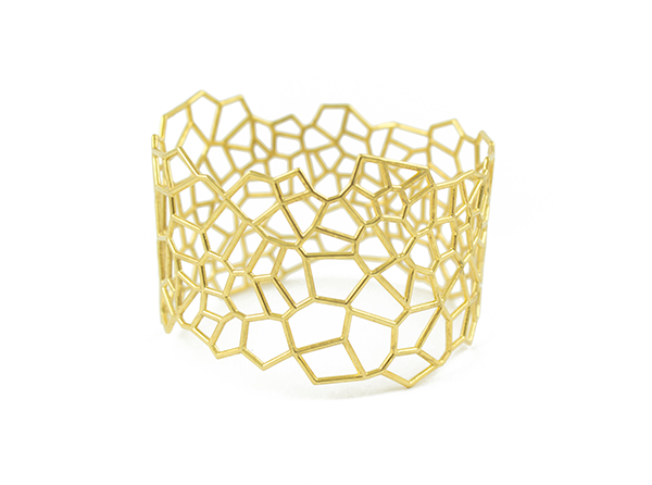 Voronoi Collection Gold