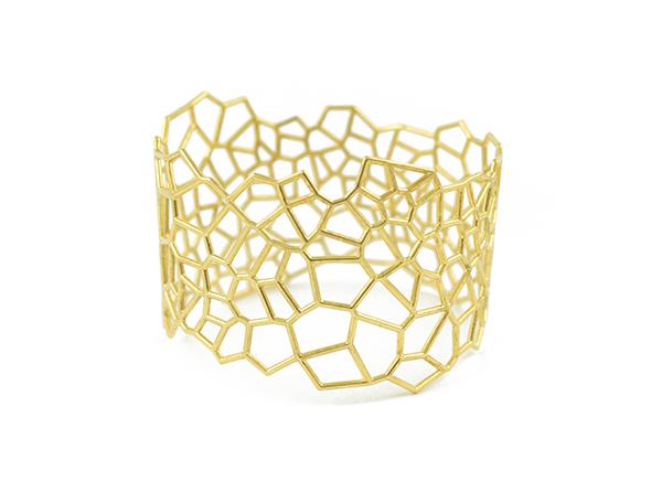 Voronoi Collection Gold